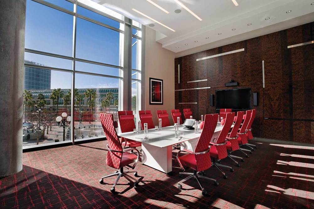 Hard Rock Hotel San Diego - completed in association with Graham Downes Architecture