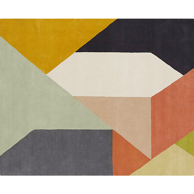 CB2 -  Division Rug  $399-799