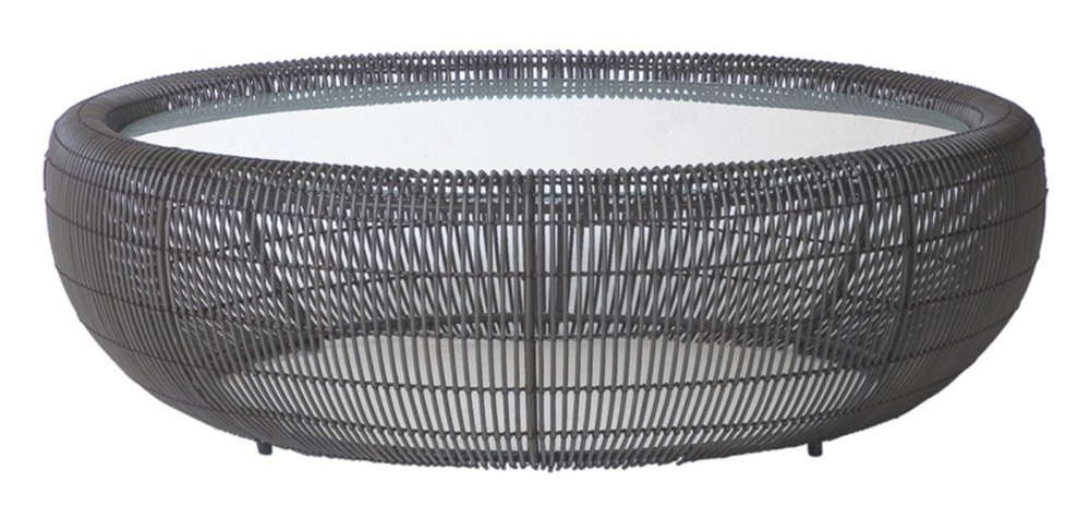 Janus et Cie - Croissant Cocktail Table Available through your designer