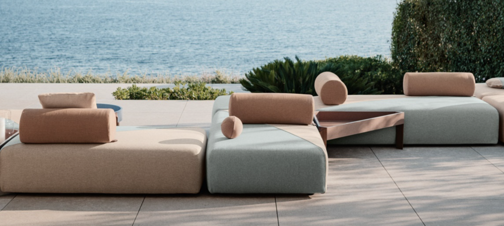 Dedon - Brixx Lounge Series Available through your designer