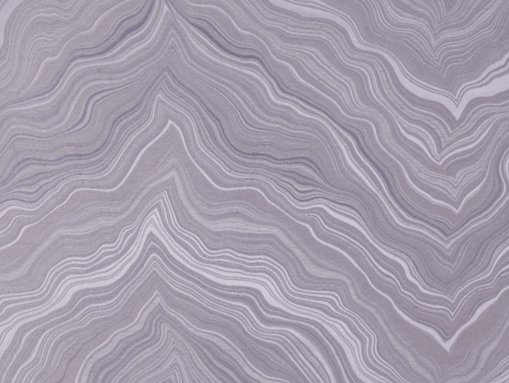 Romo -  Marbelous Ultra Violet  fabric $300/yard  Available through your designer