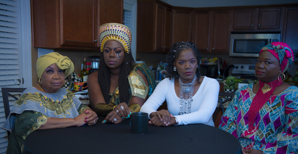 Ancestor Queens