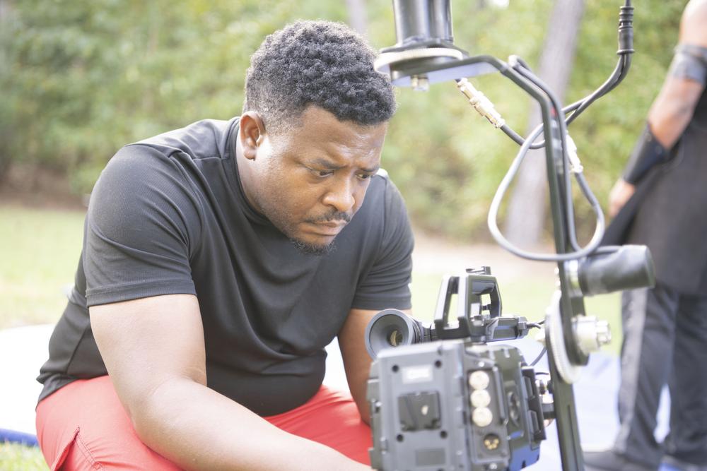 Cinematographer - Alex Flemming