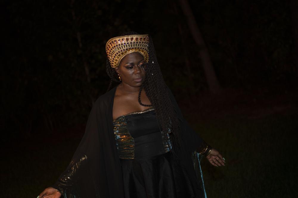 Cleopatra - Makeda Francisco