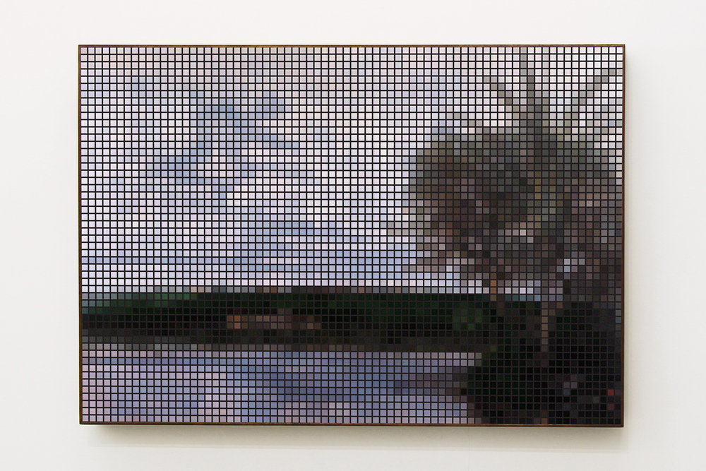 Frederikstaad (João Pessoa) (After Post) • 2010 • Photograph, lenticular print • 27.5 x 39.3 in