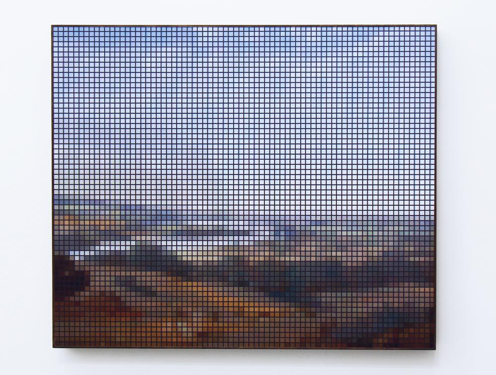 Pernambuco (After Post) •2010 • Fotografia, impressão lenticular •86 x 100 cm