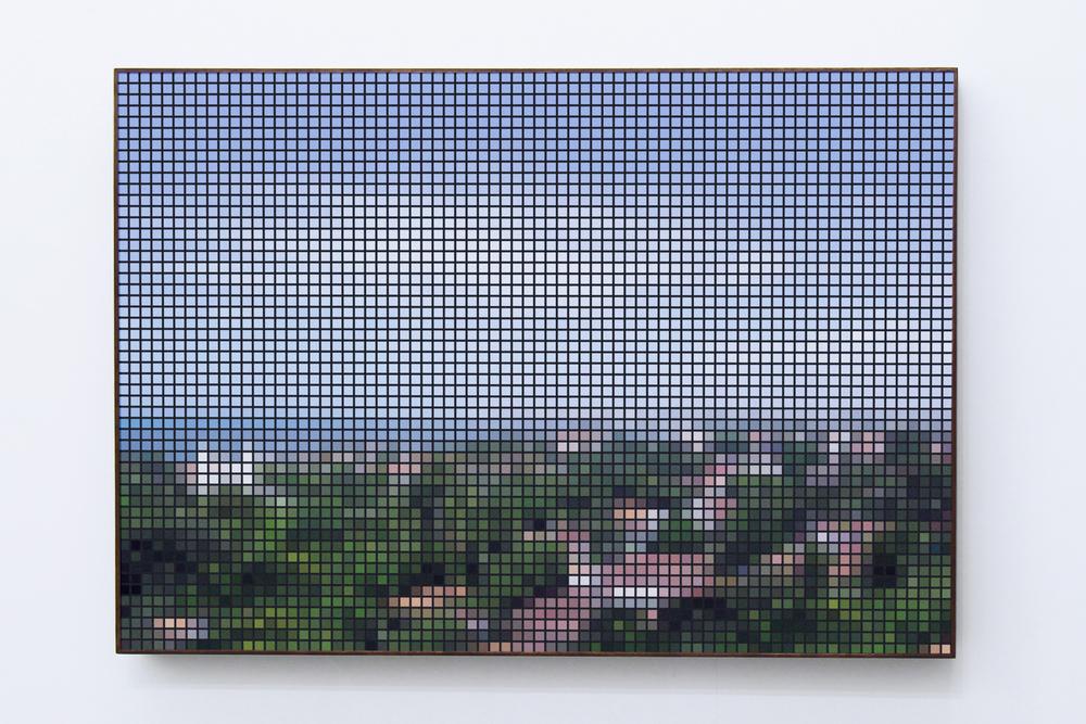Olinda (After Post) •2010 • Fotografia, impressão lenticular •70,5 x 100 cm