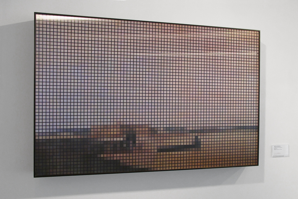 Natal (After Post) •2010 • Fotografia, impressão lenticular •65 x 100 cm