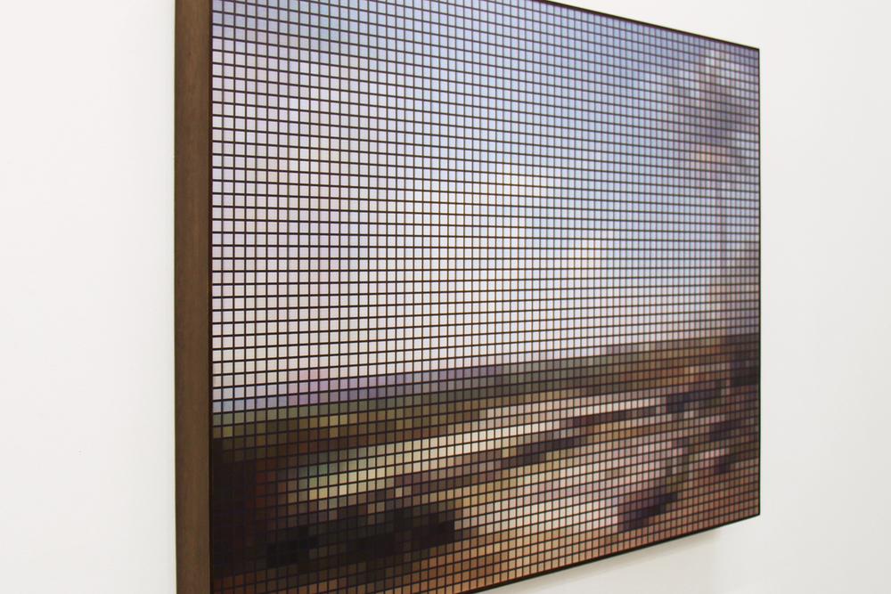 Ipojuca (After Post) •2010• Fotografia, impressão lenticular •76 x 100 cm
