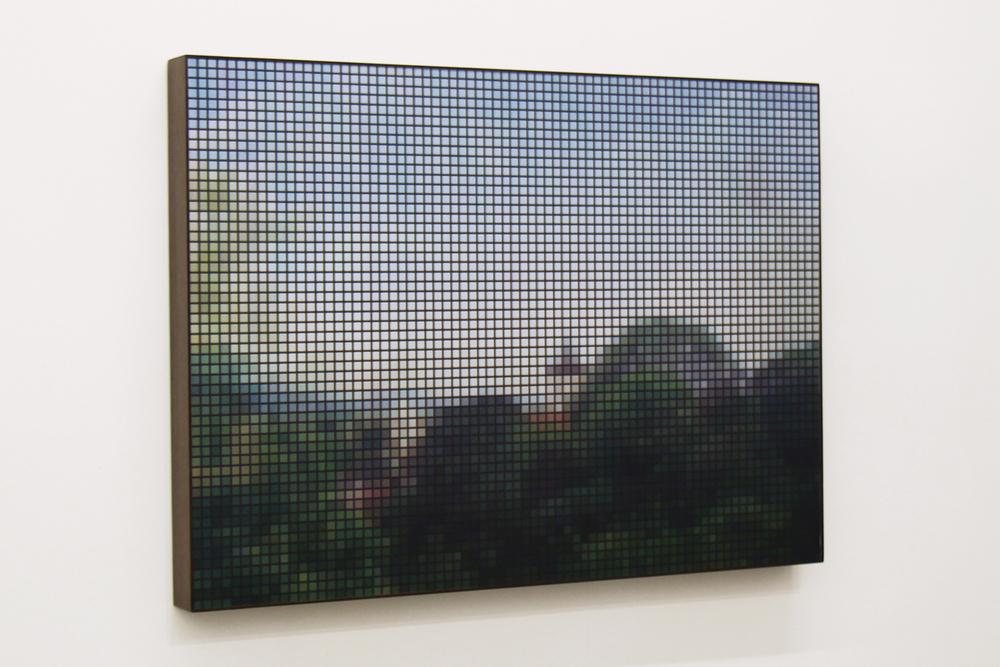 Igarassu (After Post) •2010 • Fotografia, impressão lenticular •74 x 100 cm