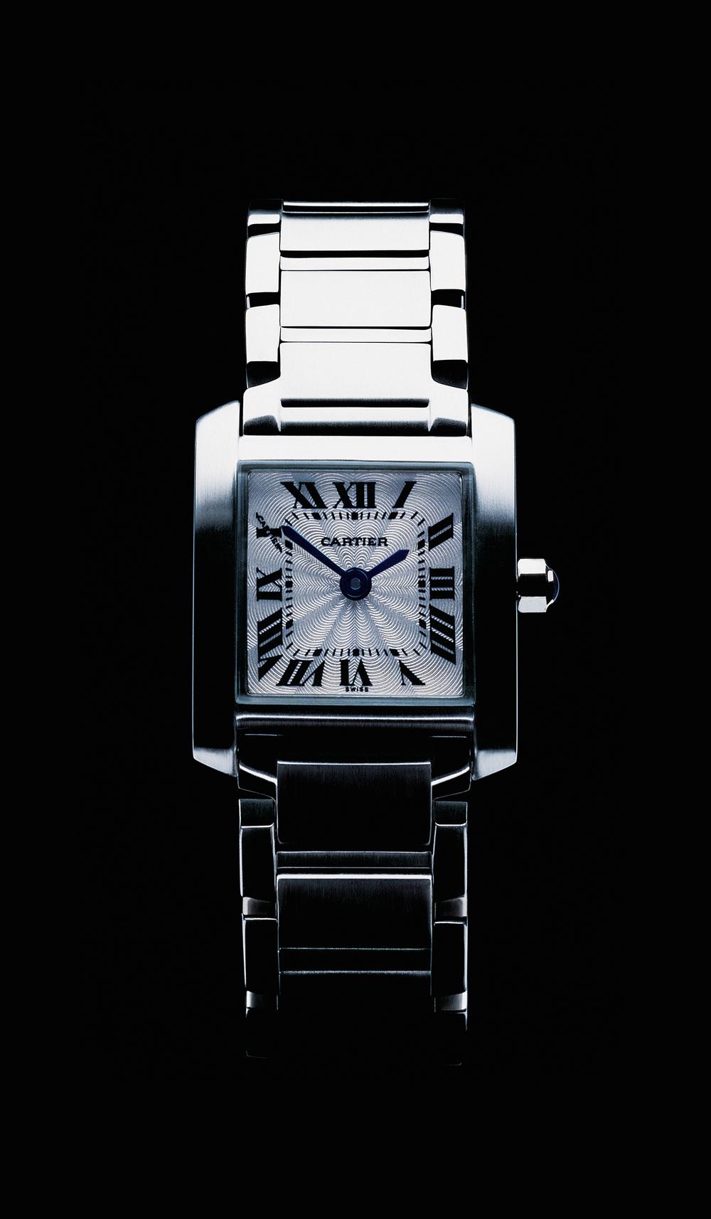 Cartier Tank: R$ 120,00 (série O Que Te Seduz) (detalhe) •2003/2004 •Fotografia, impressão digital, recibo de compra •120 x 70 cm, 30 x 30 cm (díptico)