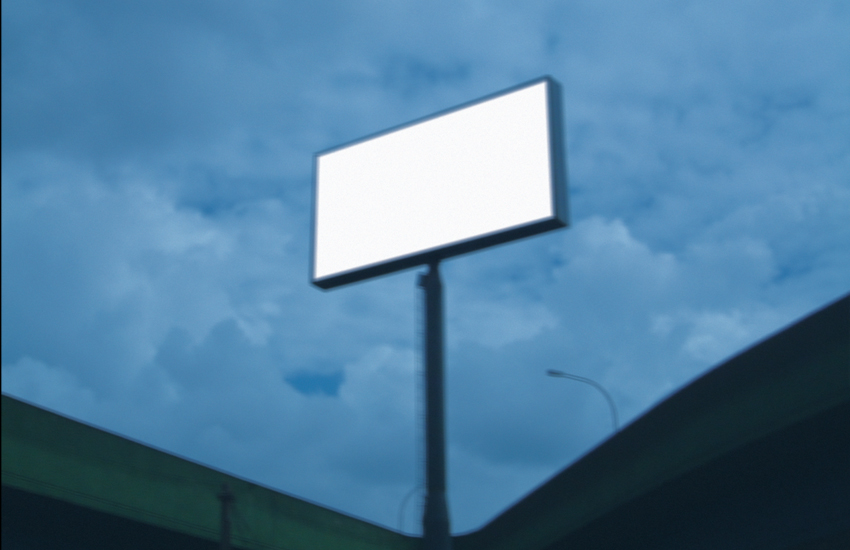 Photofidalga   group show with photographs by the artists of   Ateliê Fidalga, at Carpe Diem Arte e Pesquisa cultural center, Lisbon, Portugal, 2009. Work shown:  Untitled #6 (Billboard series) .  Curatorship by Fátima Lambert.