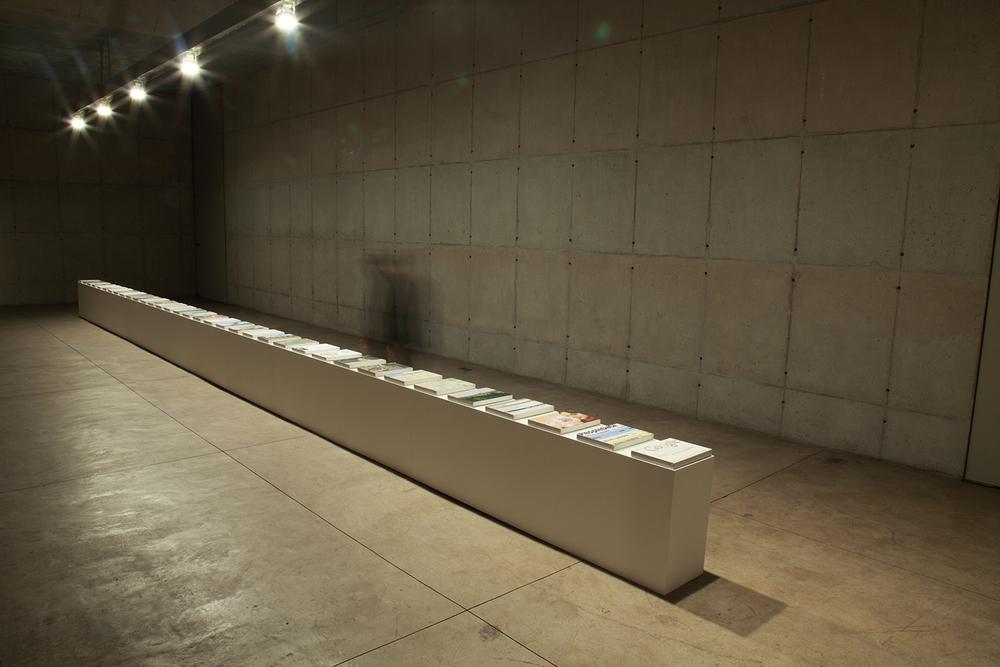 Individual na Galeria Leme, São Paulo, em maio de 2009. Uma única obra,  Search: Ericka  , conta em 35 pinturas à óleo a vida de Ericka através de informações encontradas a partir da busca de seu nome no Google.