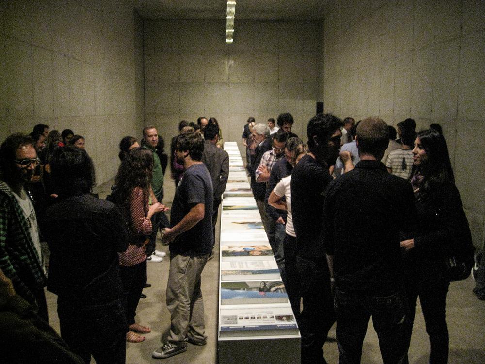 Individual na Galeria Leme, São Paulo, em maio de 2009. Uma única obra,Search: Ericka, conta em 35 pinturas à óleo a vida de Ericka através de informações encontradas a partir da busca de seu nome no Google.