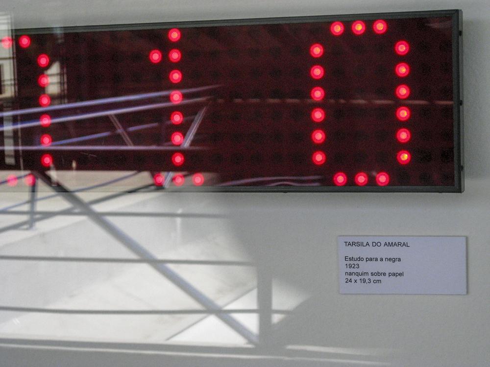 Acervo(2007).O projetoVitrine da Coleção de Arte da Cidade, do Centro Cultural São Paulo, dá destaque a obras pertencentes à coleção da Cidade de São Paulo.