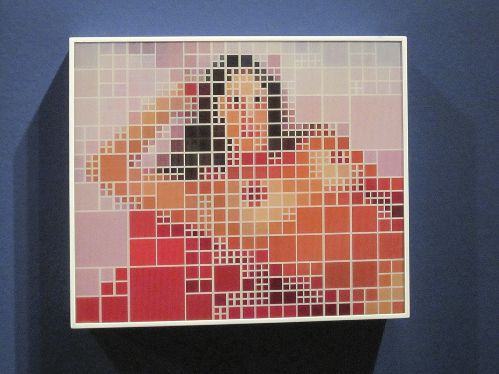 Gobbis x Elaine (2008)   Coleção Museu de Arte Moderna de São Paulo.
