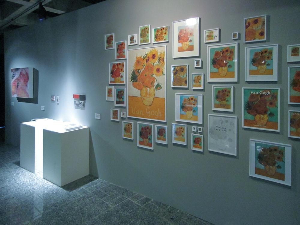 Por Aqui, Formas Tornaram-se Atitudes, exposição coletiva com curadoria de Josué Mattos, no SESC Vila Mariana, em São Paulo. Setembro de 2010.