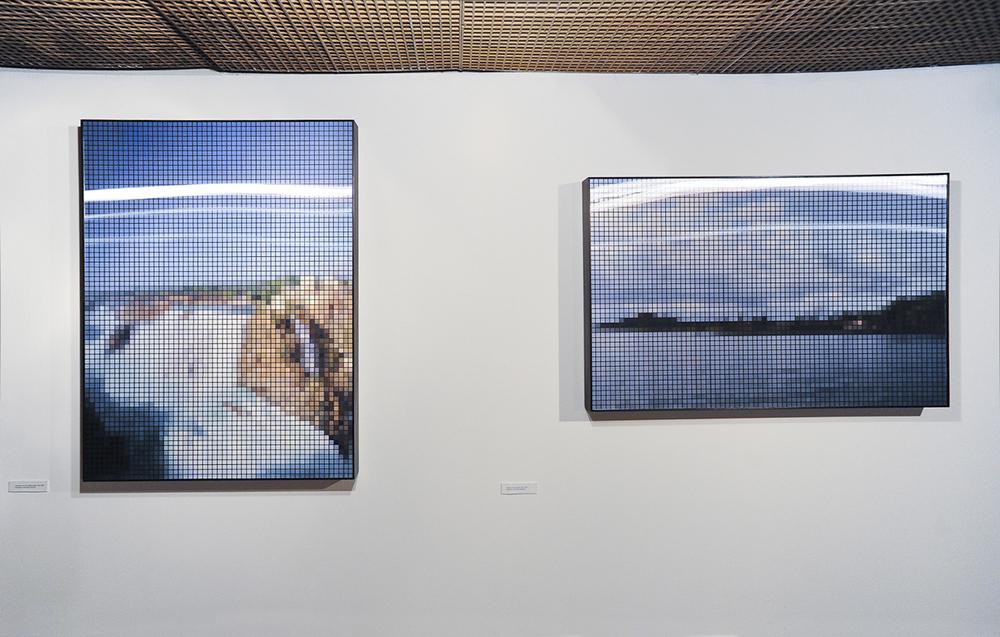 After Post  : exposição individual na Fundação Joaquim Nabuco, em Recife.  Foto: Edmar Melo