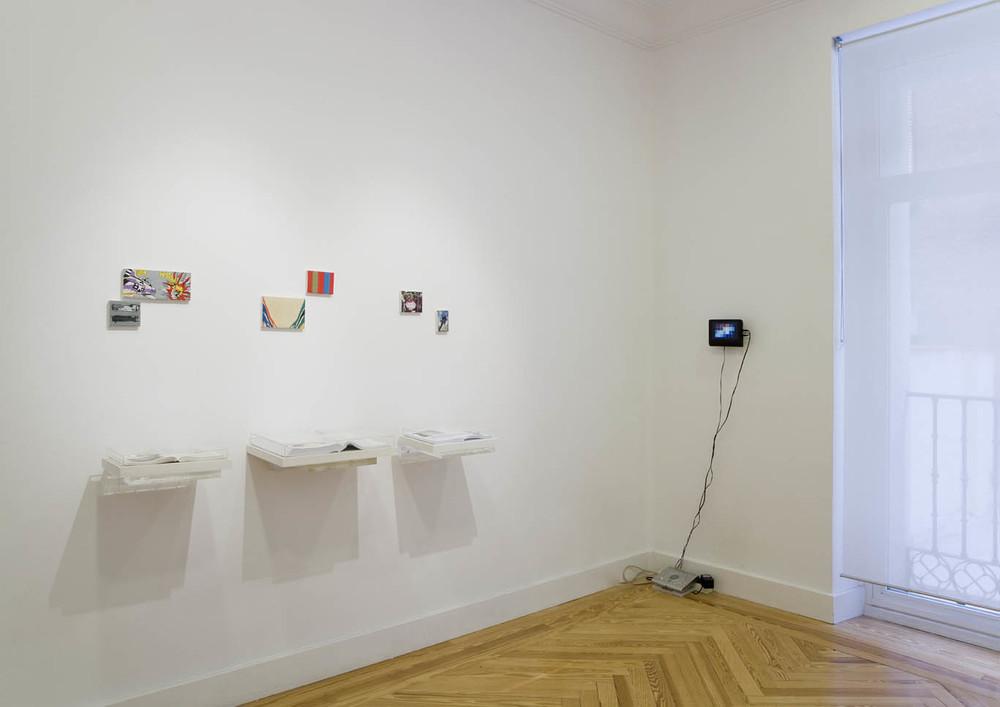 Madri, Espanha • 2009 • Galeria Fernando Pradilla
