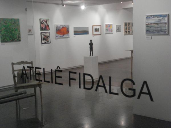 Lisbon, Portugal • 2009 •Carlos Carvalho Gallery