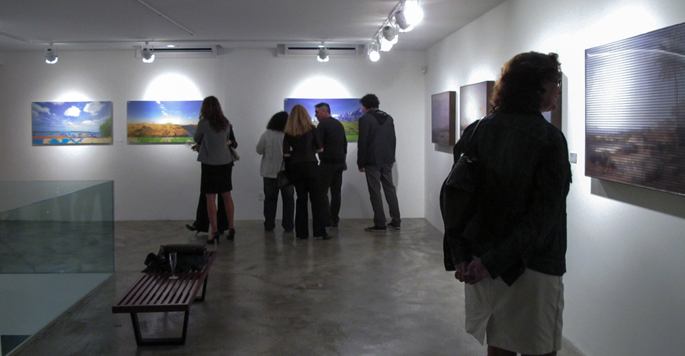 Solo show at Luciana Caravello Arte Contemporânea, Rio de Janeiro. October 2011.