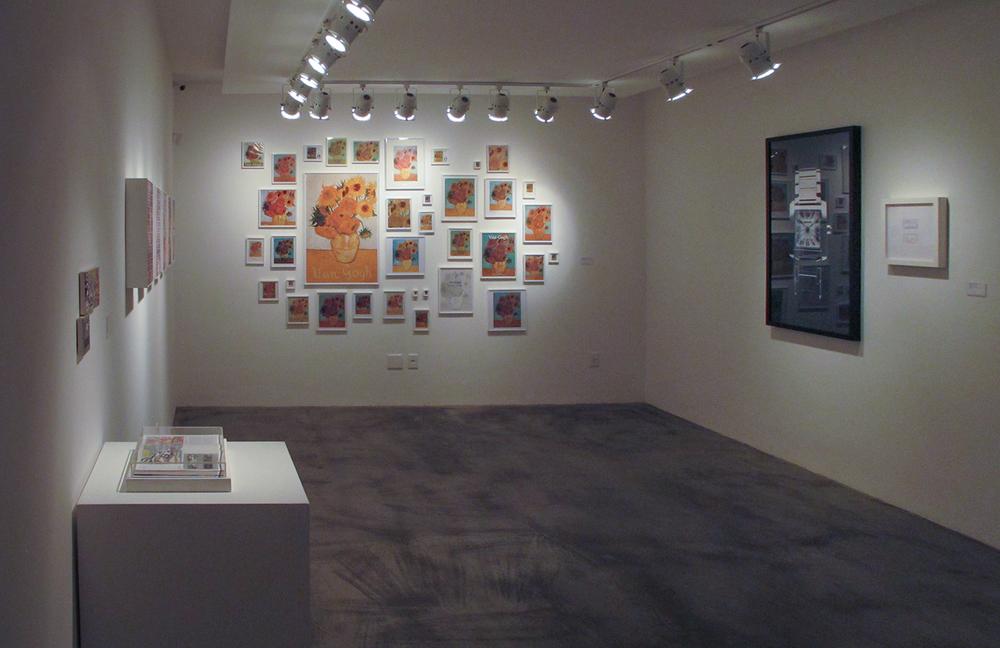 Exposição individual na galeria Luciana Caravello Arte Contemporânea, Rio de Janeiro, Brasil. Outubro de 2011.
