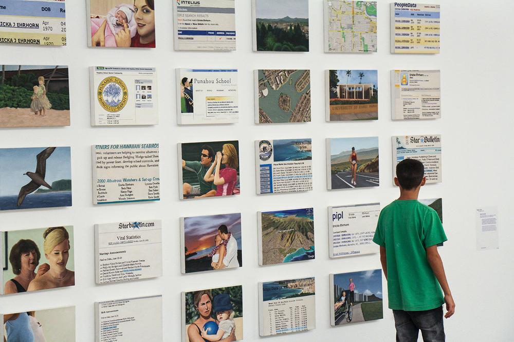 140 Characters  ,at MAM -  São Paulo  Museum of Modern  Art  , January 2014. Curatorship: MAM Curatorship Laboratory,  coordina  tion  Felipe Chaimovich.