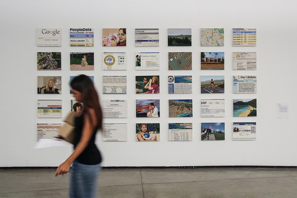 140 Characters,at MAM -São PauloMuseum of ModernArt, January 2014. Curatorship: MAM Curatorship Laboratory,coordinationFelipe Chaimovich.