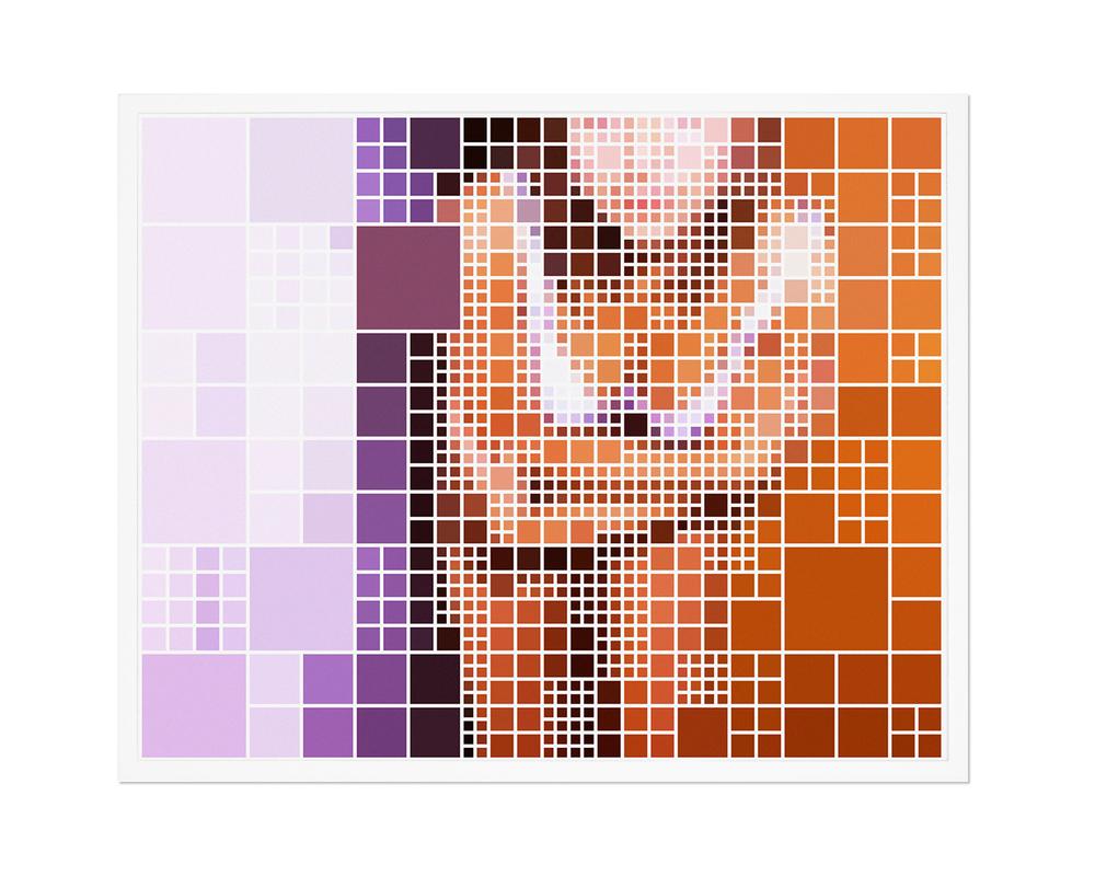 Nu #2 •2003/2004 • Fotografia, impressão digital •82x 102 cm