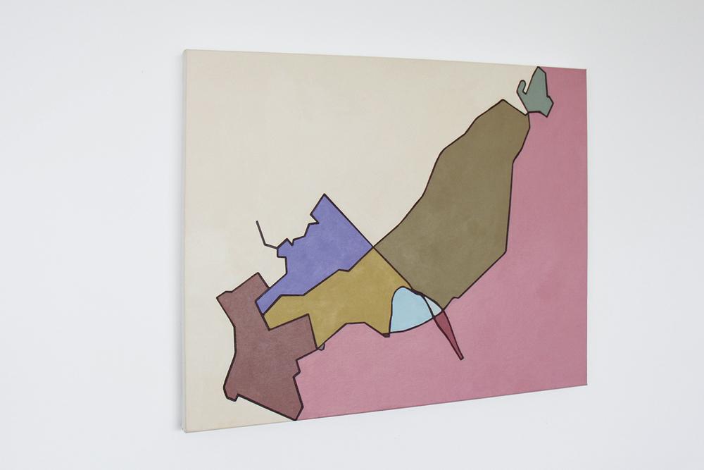 12052012 •2012 •Acrílica sobre tela •40 x 50 cm