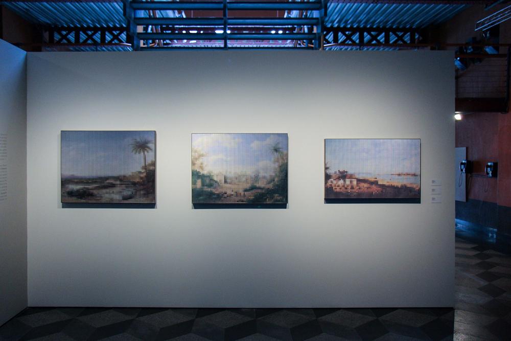 Coletiva Whatsappropriation - A Arte de Revisitar a Arte•Rio de Janeiro • Outubro de 2015