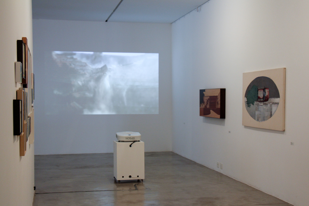 The Spirit of the Times  group show • Figueiredo Ferraz   Institute • Ribeirão Preto • May 2015