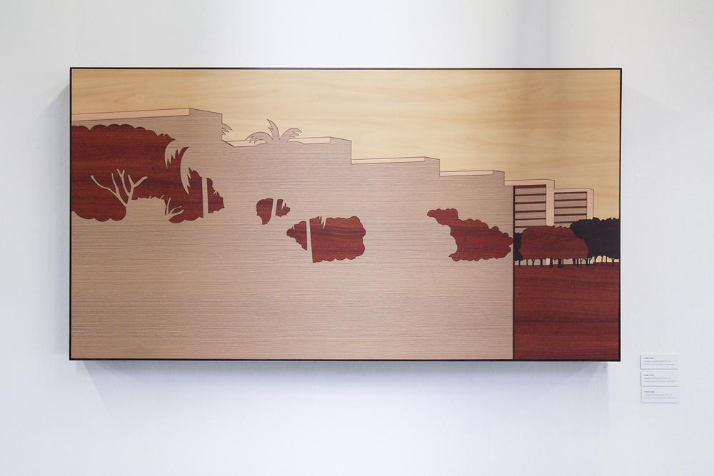 Ter Lugar Para Ser   group show • São Paulo Cultural Center • September 2015