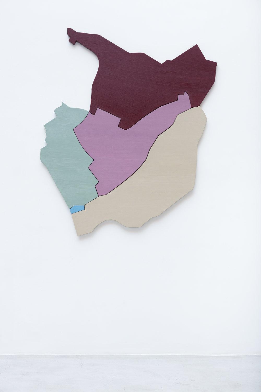 20170110 • 2017 • Óleo sobre telas •158 x 133 cm