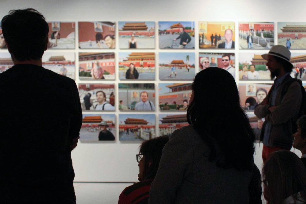 Contemporary Art Paradox(es) - Dialogues between MAC USP's and Paço das Artes's Collections , group show at MAC USP, São Paulo, Brazil. June 2018.