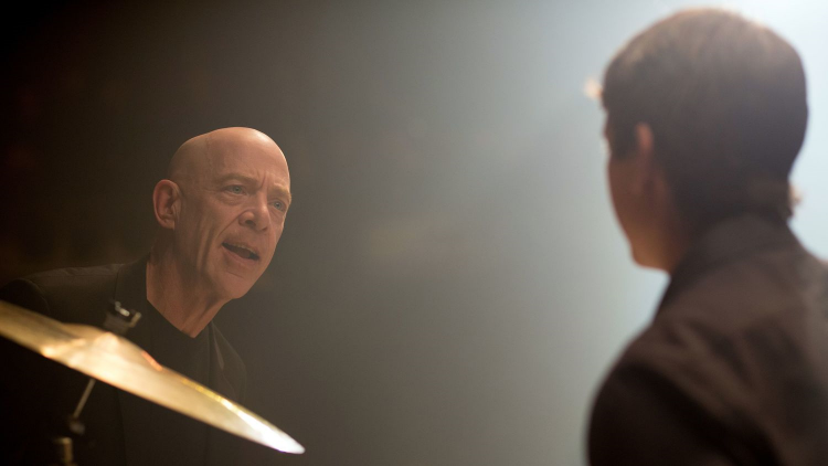 Here we watch as J K Simmons briefly cameos his best ET impression.