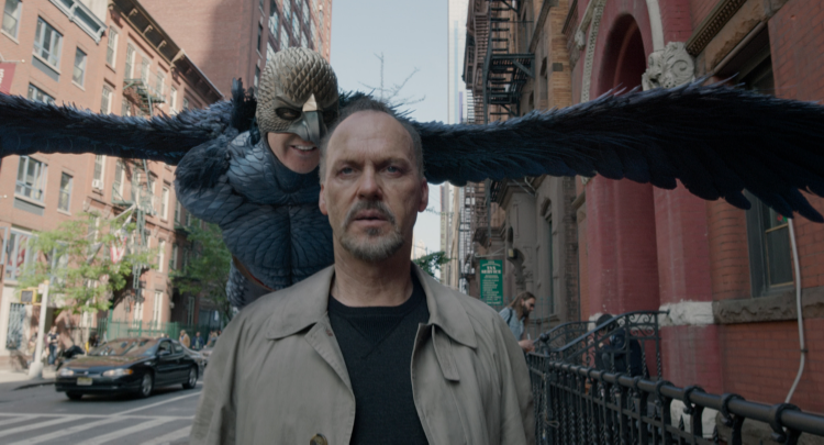 'Oi Michael Keating let's do crack.' / 'Go away Birdman.' / 'You've been lame ever since you banged Batgirl.'
