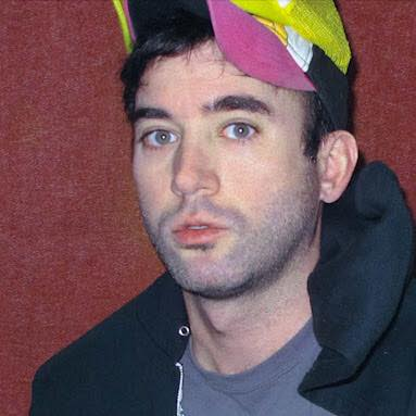 The Quantum Sufjan: simultaneously ready and not ready for a photograph.