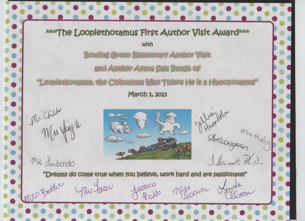 BGE First Author Visit Certificate 030113 001.jpg