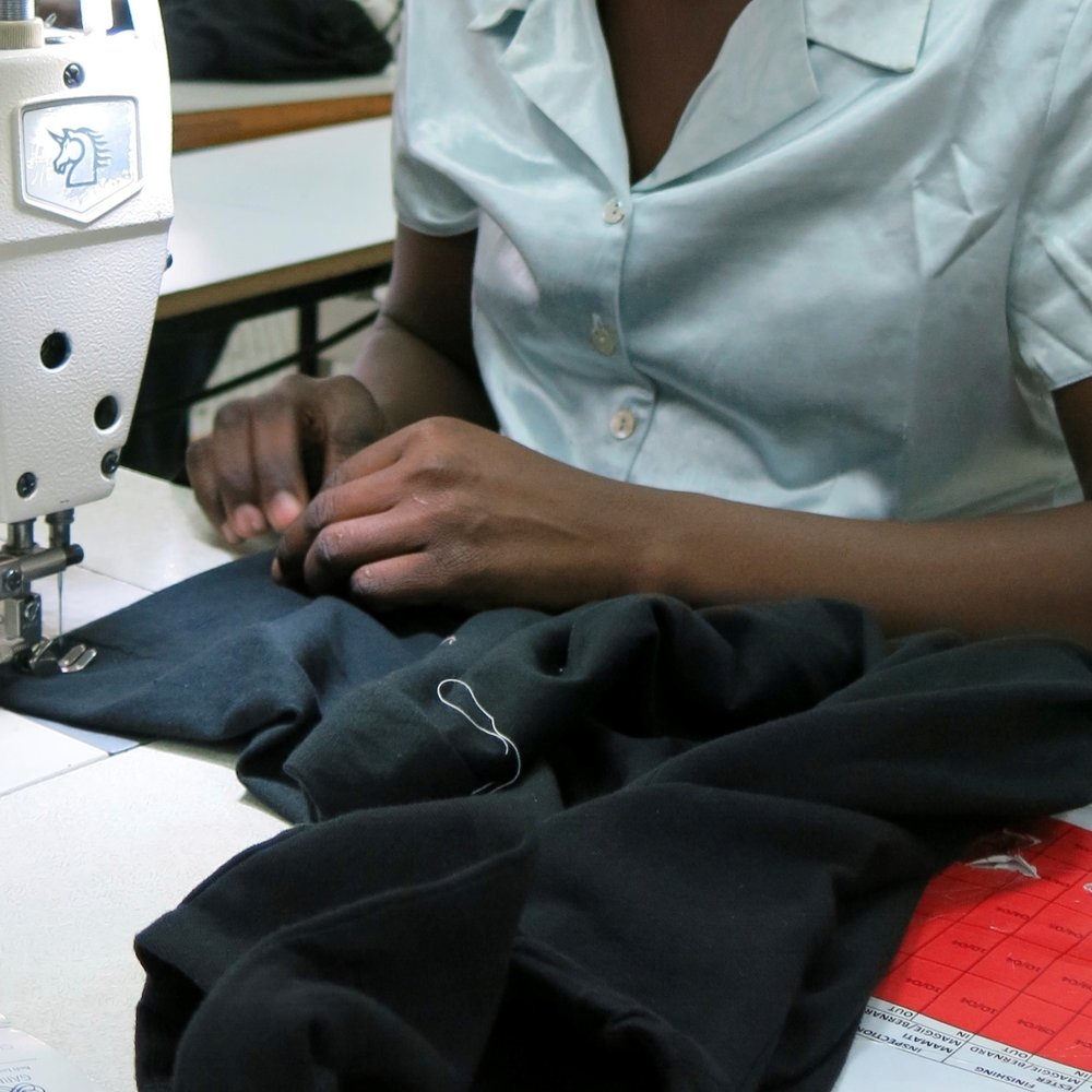 Tailor at Viva Africa 2014