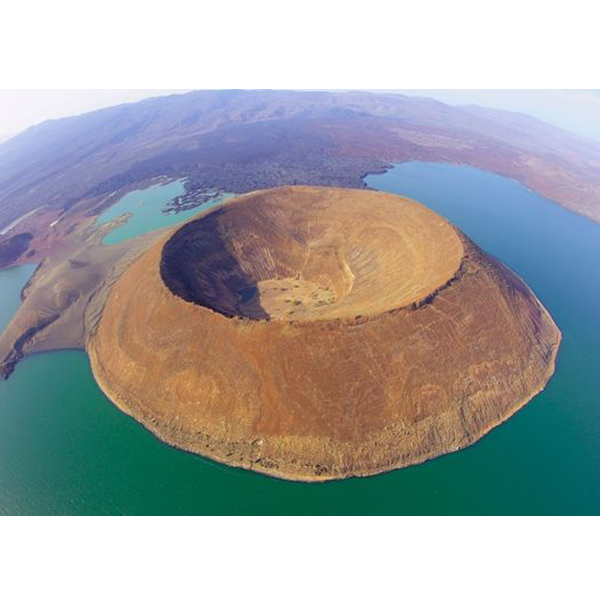Nabiyotum Crater