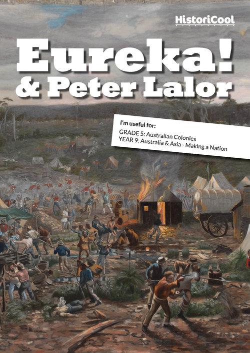 peter lalor and the eureka stockade
