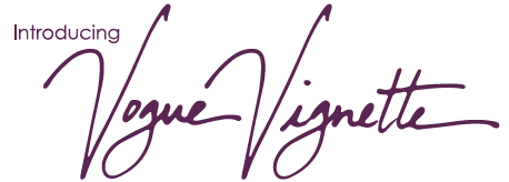 Vogue Vignette Logo