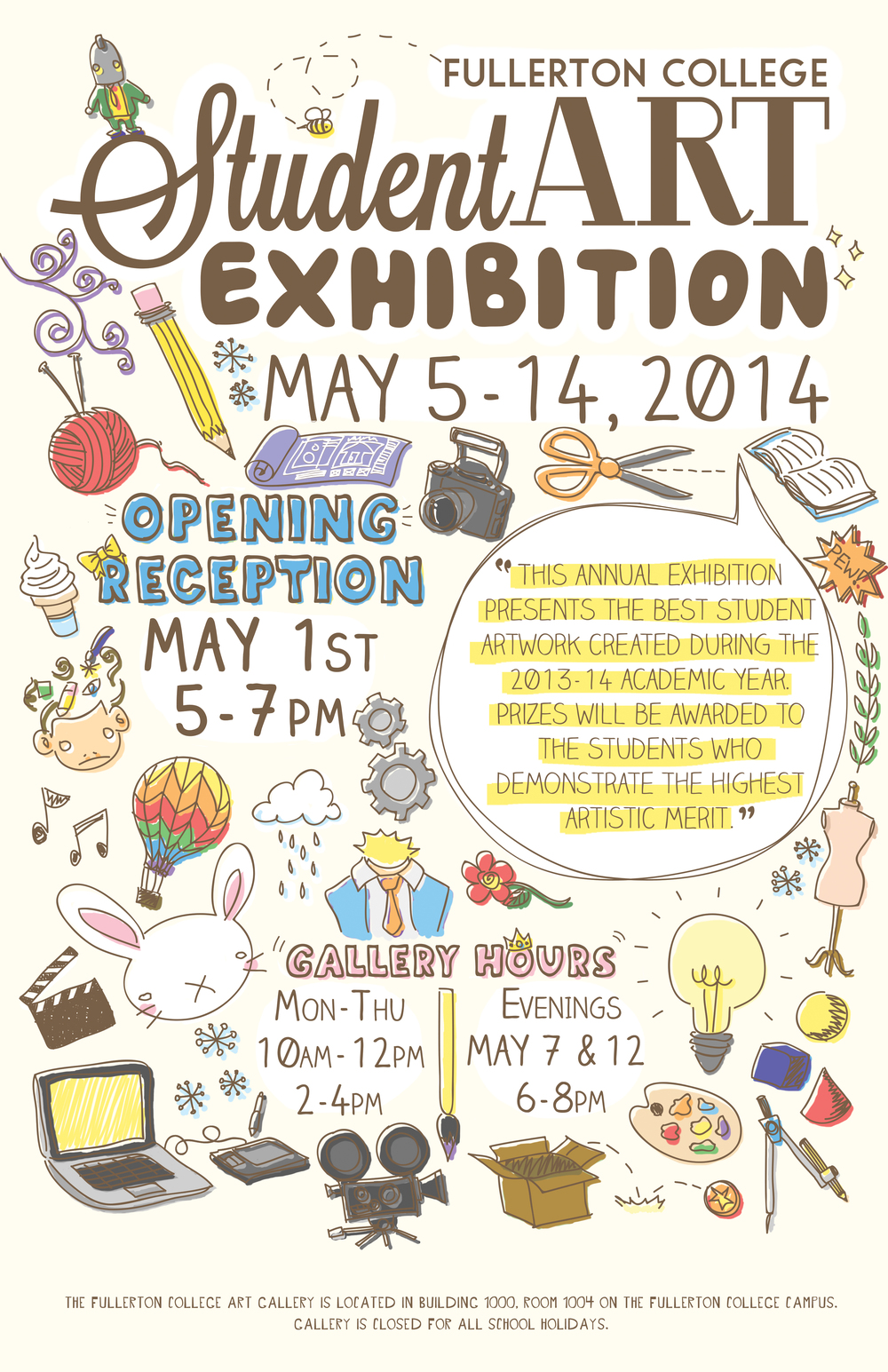 Art Exhibition Design