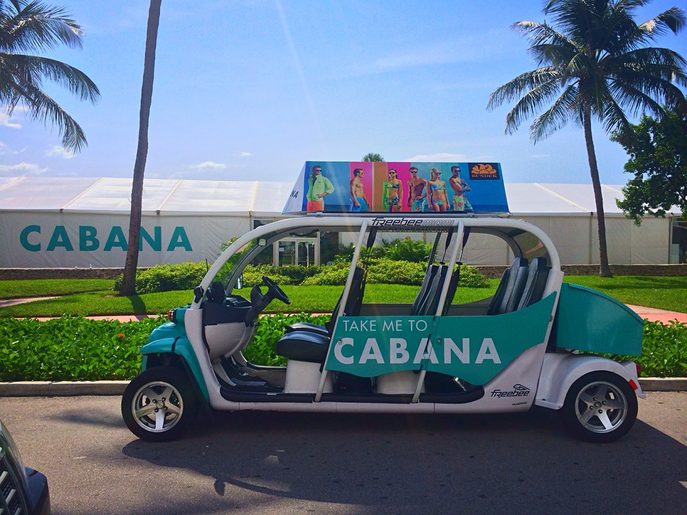 Take me to Cabana to preview the new 2015 collections