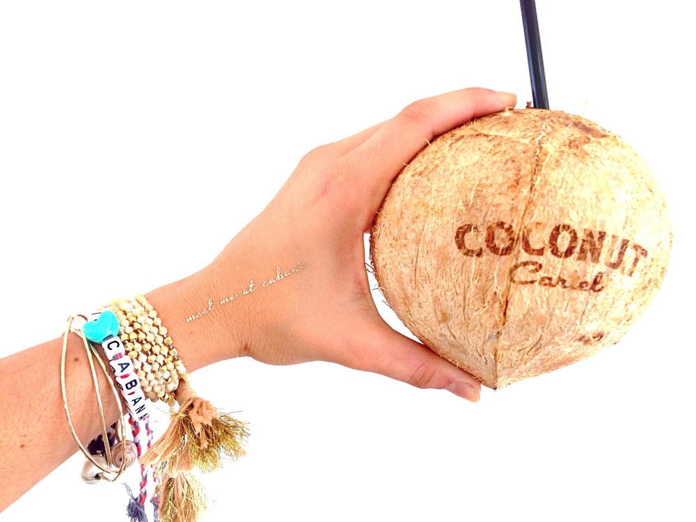 Staying hydrated with the coconut cartel