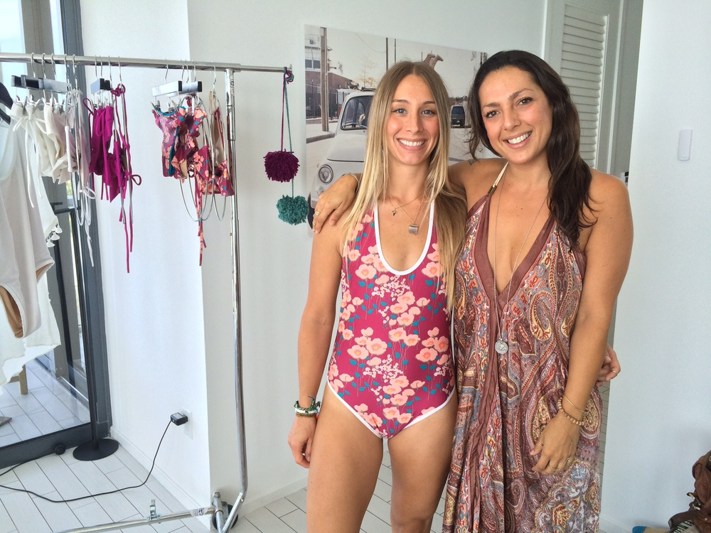 Our new favorite floral from Salt Swimwear