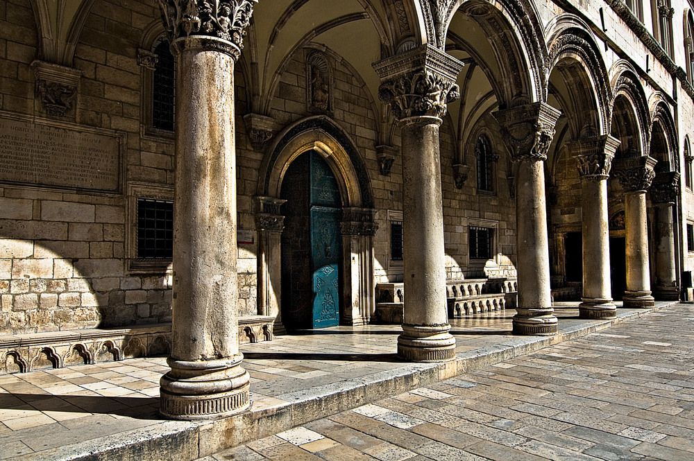 The Rector's Palace Dubrovnik