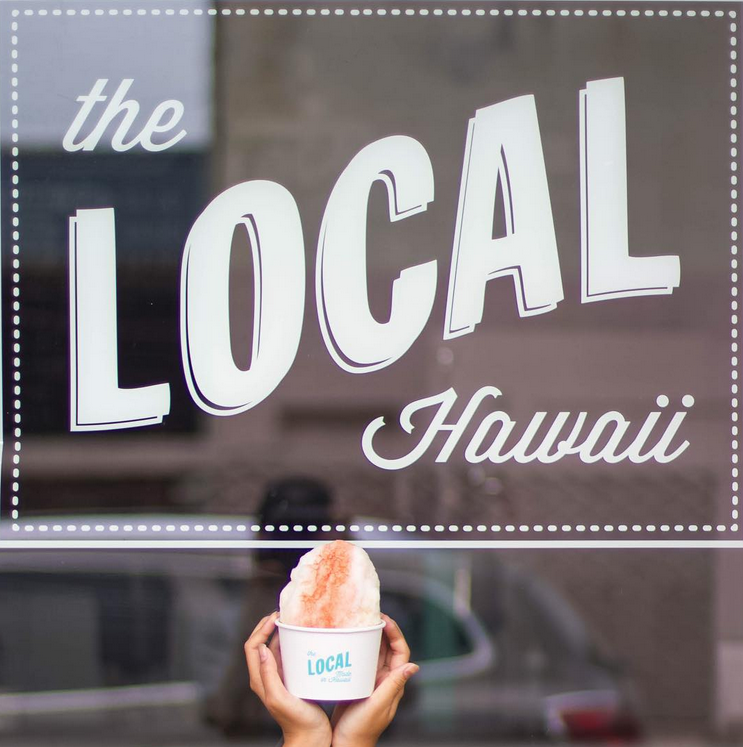 the local hawaii