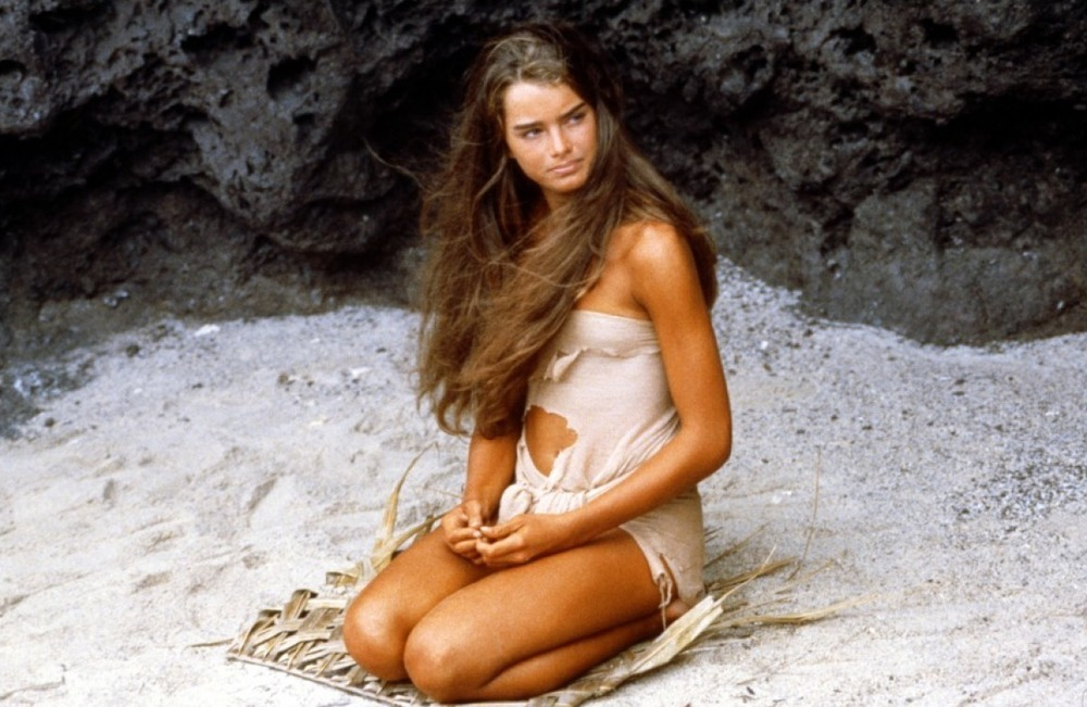 blue lagoon brooke shields